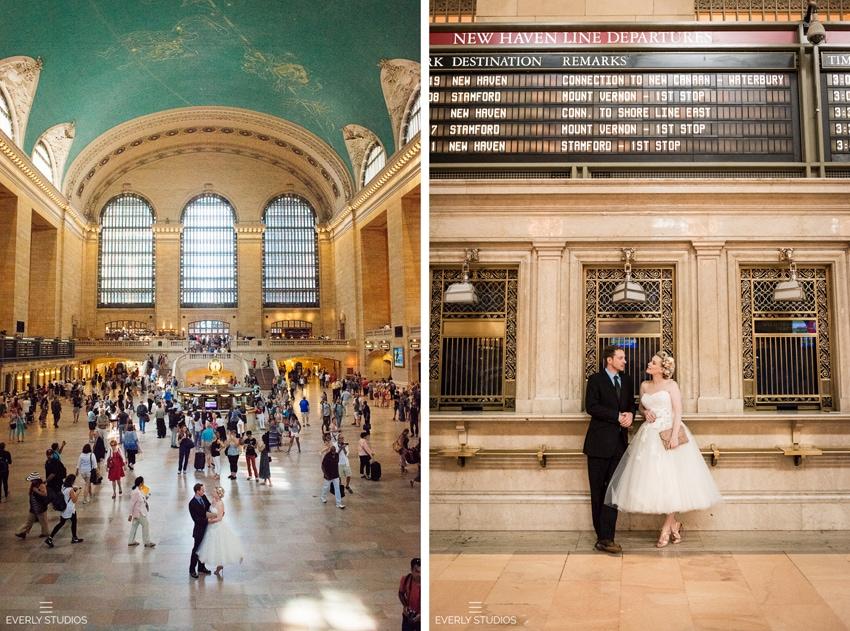 New York City Hall Wedding Photos By Photographer Everly Studios Www Everlystudios 36 Diptych
