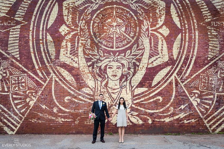 DUMBO, Brooklyn wedding photographer