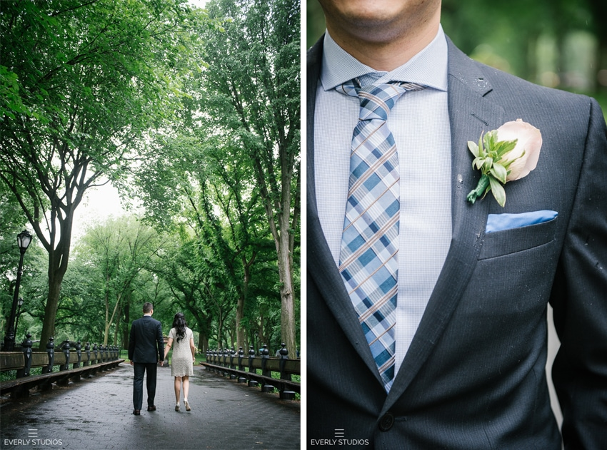 New York Central Park wedding photographer