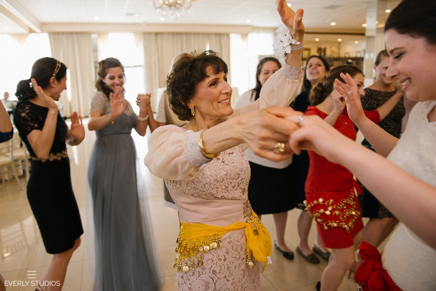 Orthodox Jewish Wedding At Greentree Country Club New York New York