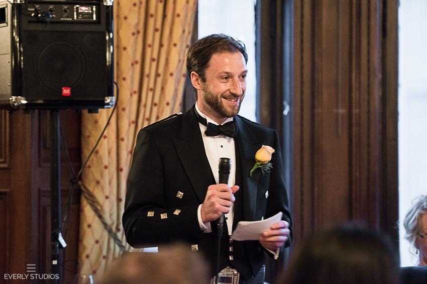 Pratt Mansions wedding in New York