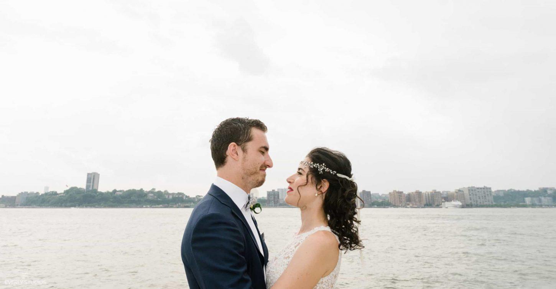 Chelsea Piers Sunset Terrace wedding NYC