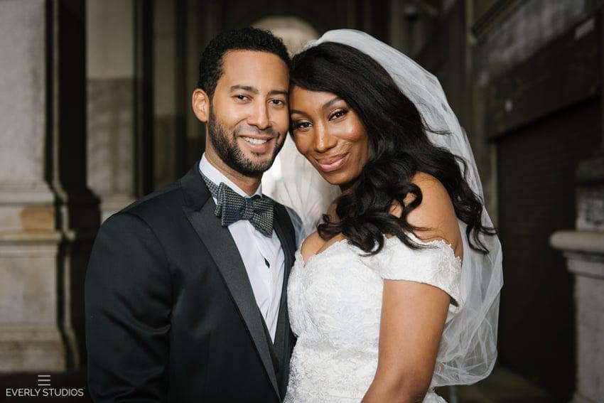 NYC courthouse wedding