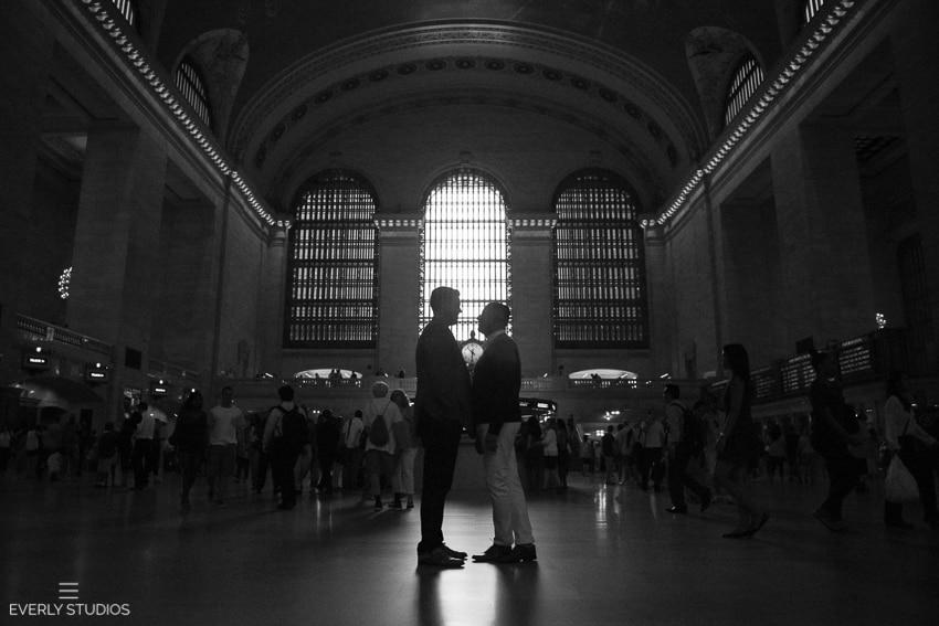 Chad and John's gay New York wedding. Photos by LGBT wedding photographer NYC www.everlystudios.com