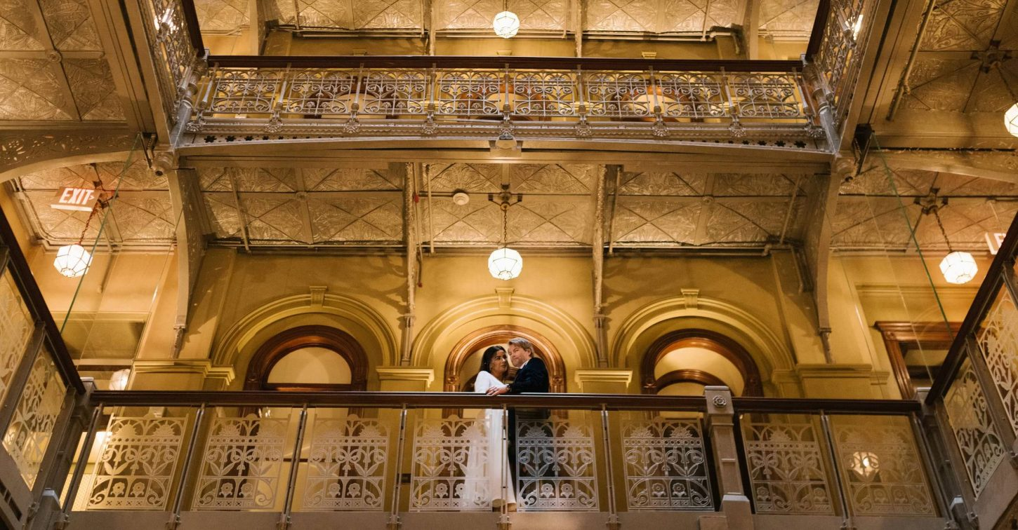 Beekman Hotel wedding