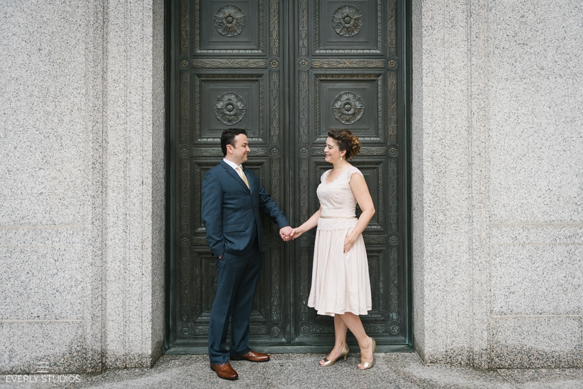 New York City Hall Wedding Photographer