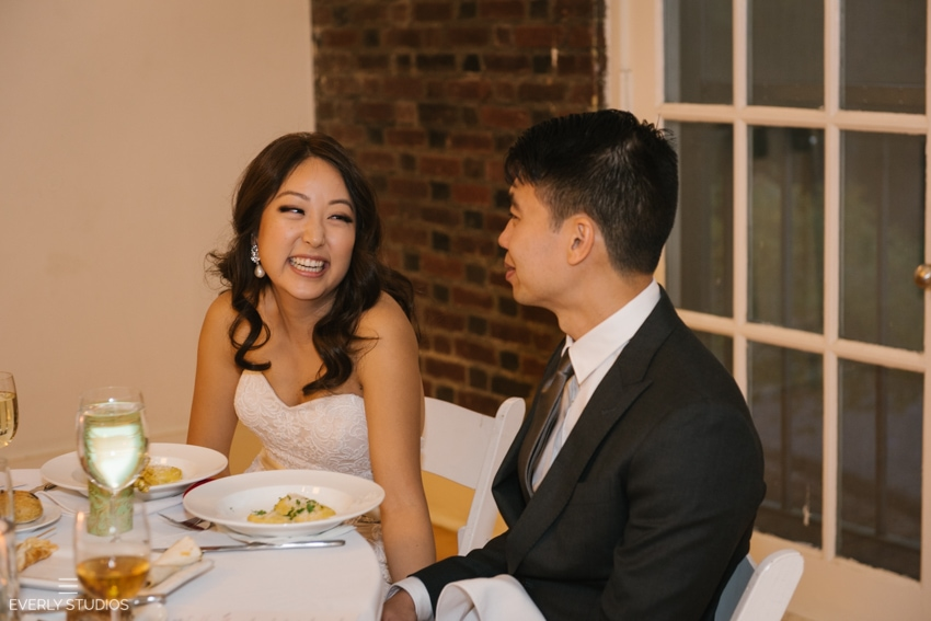 Korean wedding in New York. Photo by Brooklyn wedding photographer Everly Studios, www.everlystudios.com