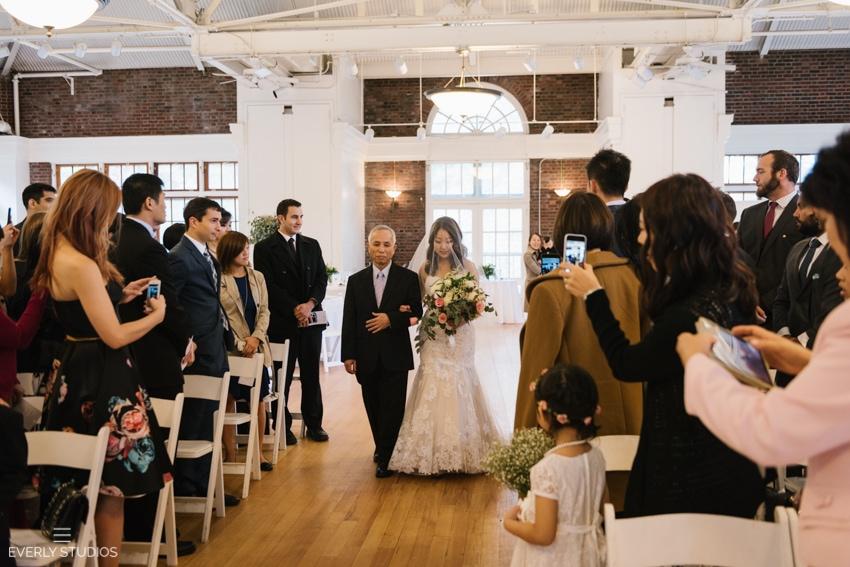 Picnic House at Prospect Park wedding in New York. Photo by Brooklyn wedding photographer Everly Studios, www.everlystudios.com