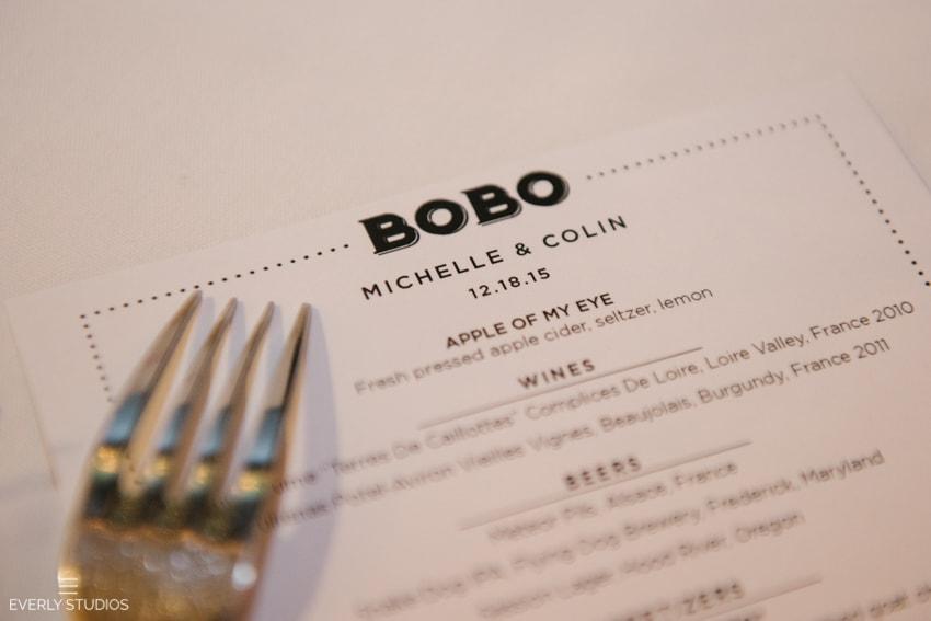 Bobo Wedding New York