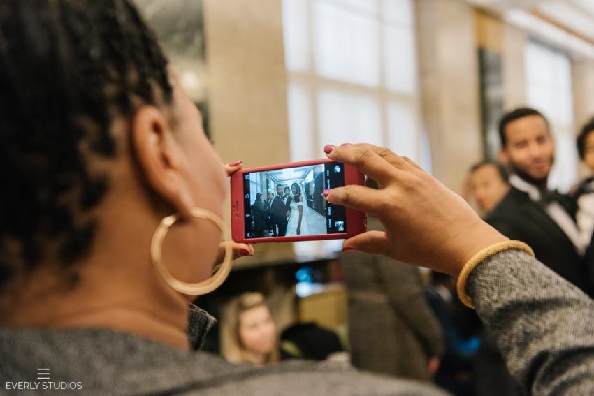 black wedding photographer new york