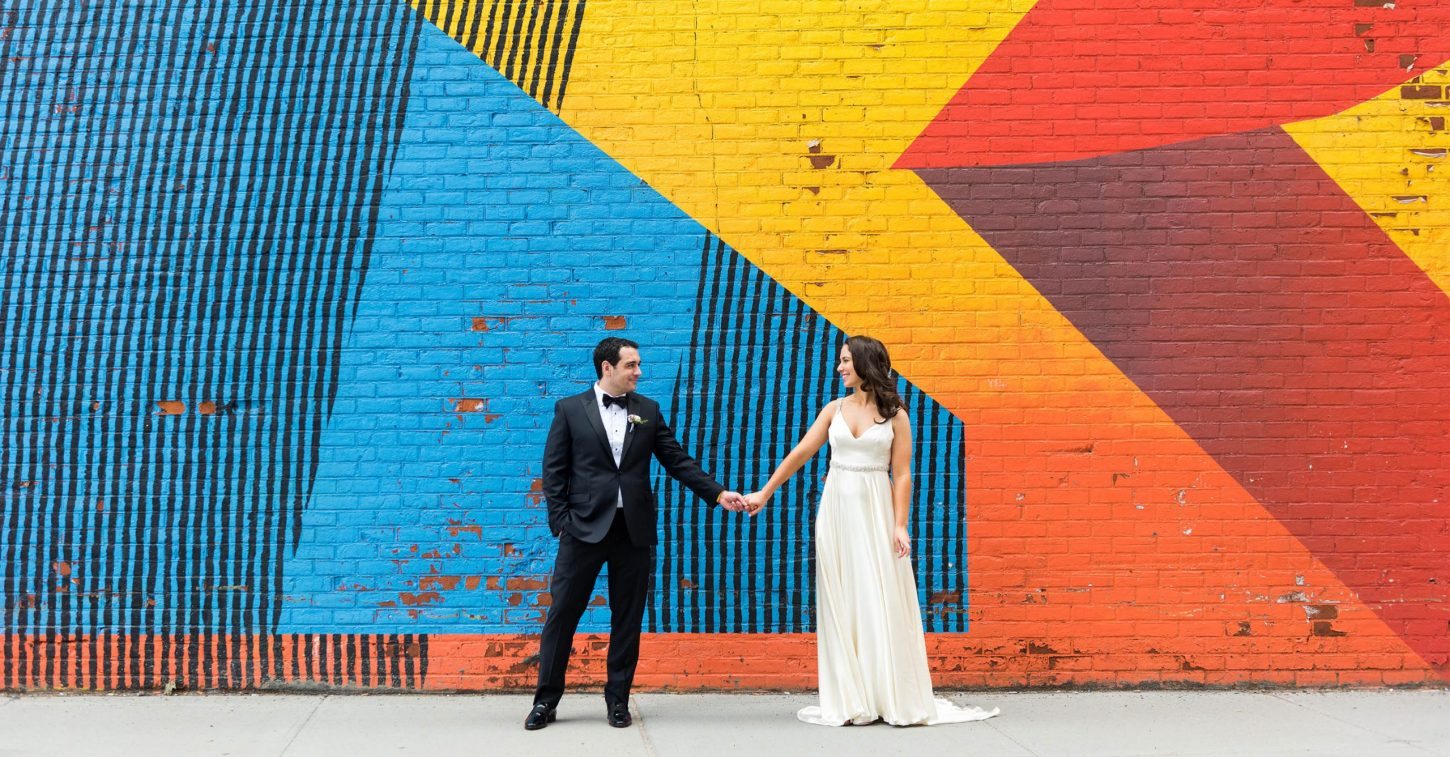 wedding at Prospect Park Boathouse in Brooklyn, New York