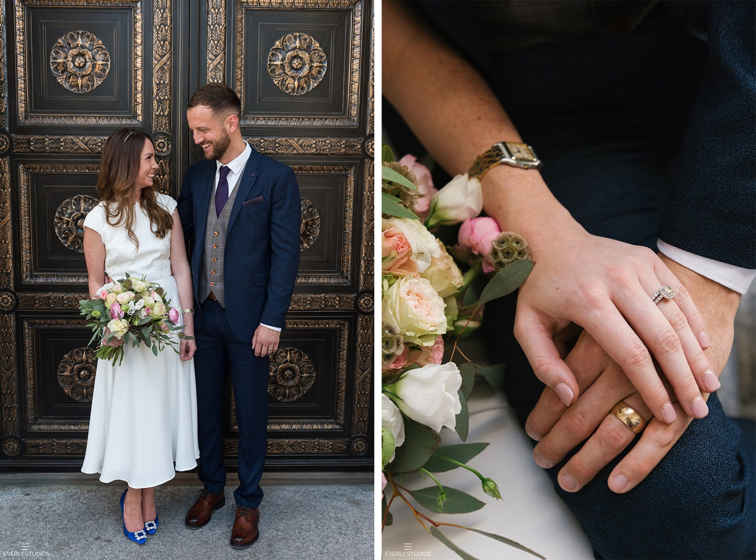 City Hall elopement in New York