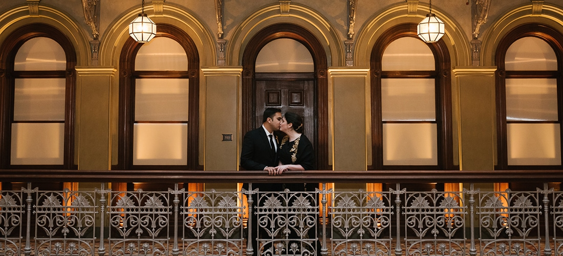 Beekman Hotel wedding photos, New York