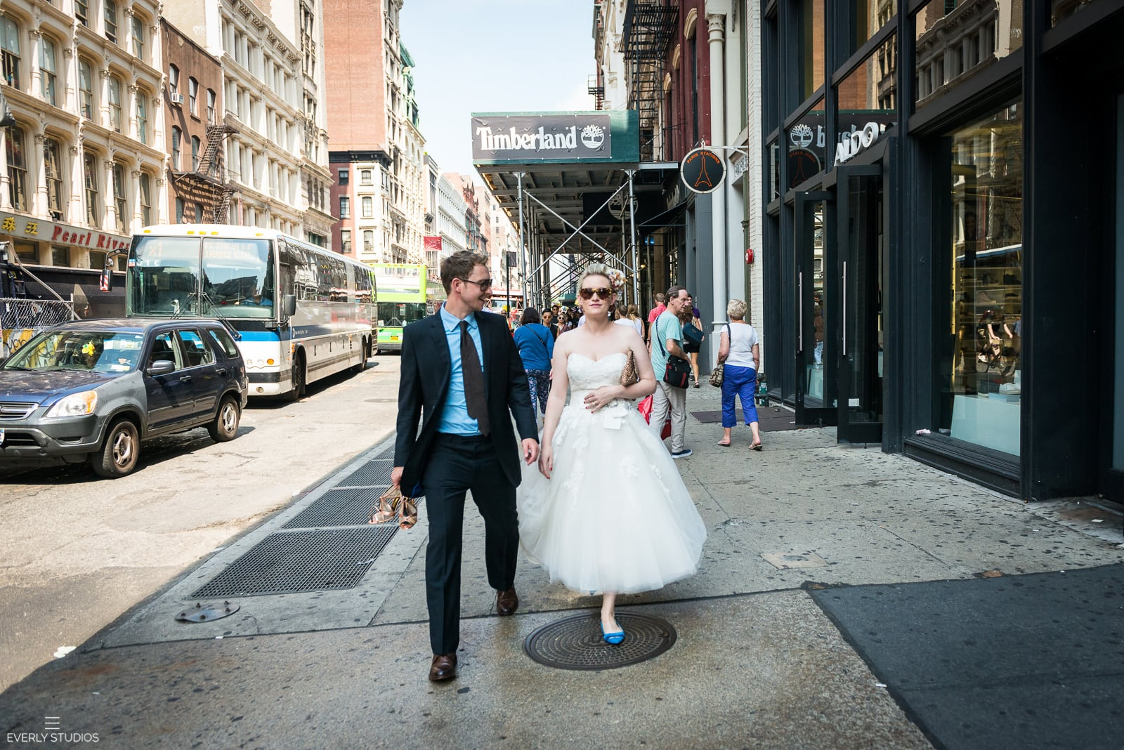 New york elopement 004 new york wedding photographer for City hall wedding dresses nyc