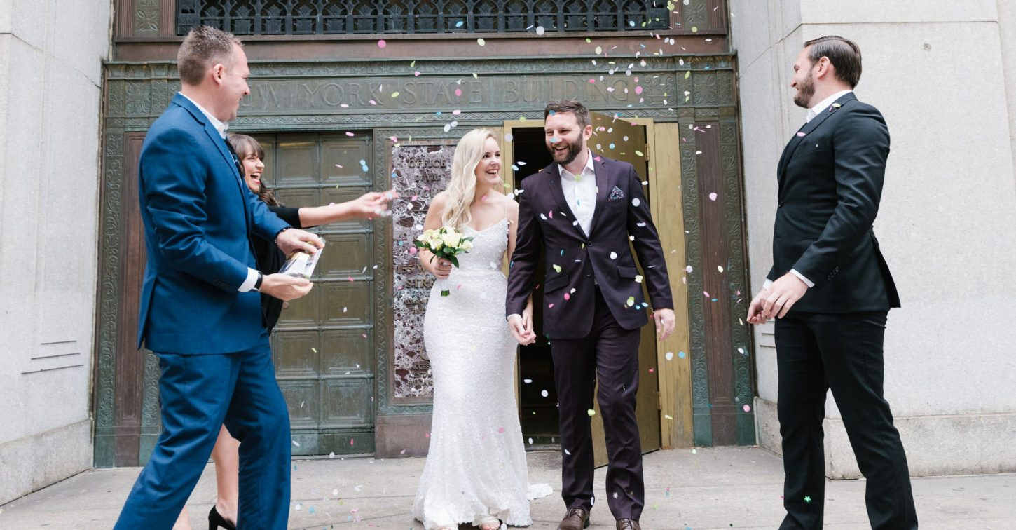 Getting Married in NYC for Foreigners