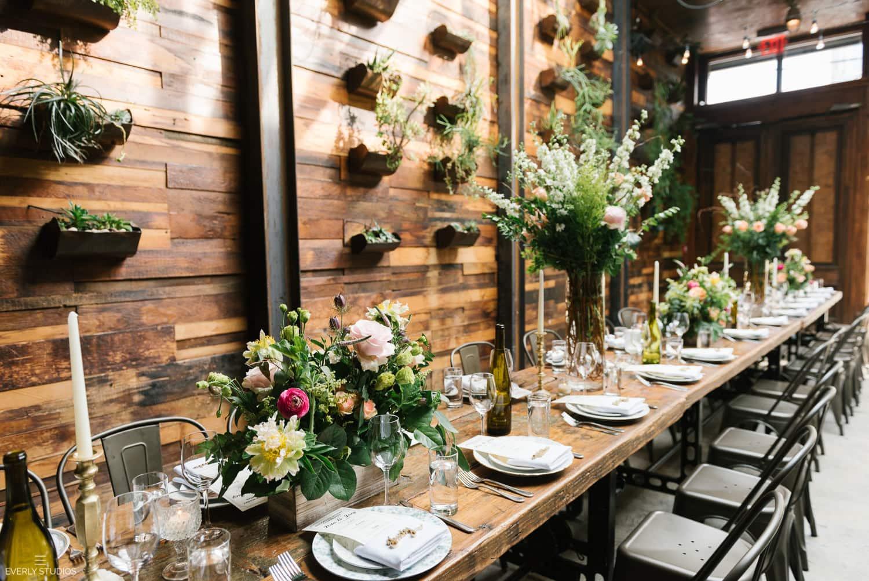 Brooklyn Winery Wedding.Stylish Brooklyn Winery Wedding In Williamsburg Brooklyn