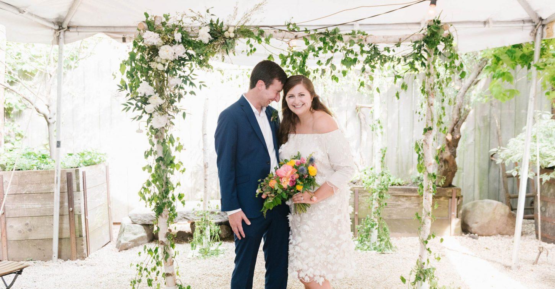 Frankies 457 wedding in Brooklyn, New York
