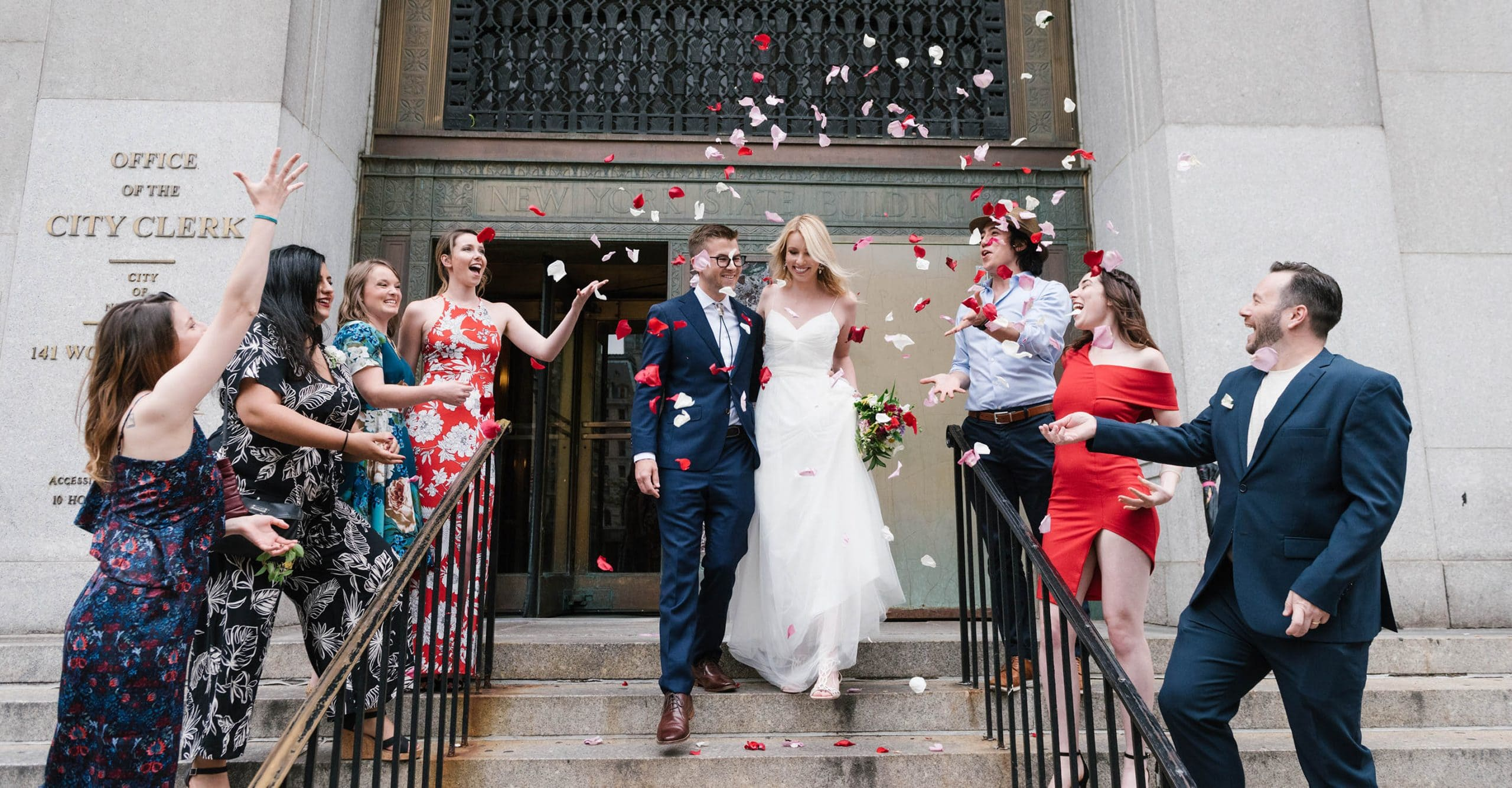 how to get a marriage license in NYC