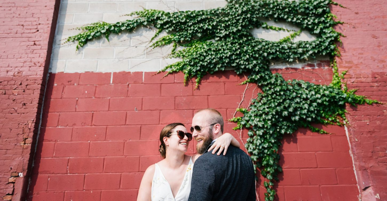 red hook wedding