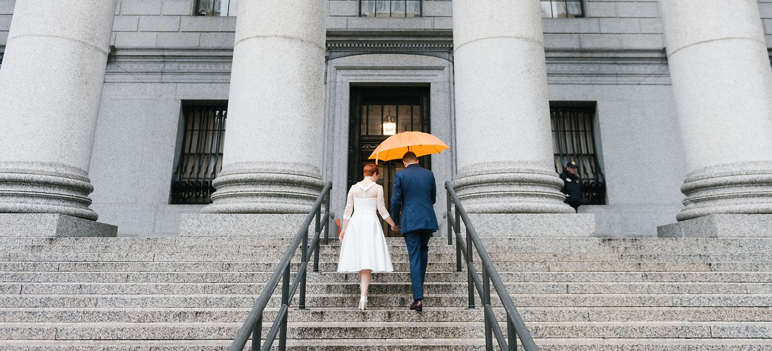 best indoor photoshoot locations in NYC. Rainy day wedding photo locations in NYC
