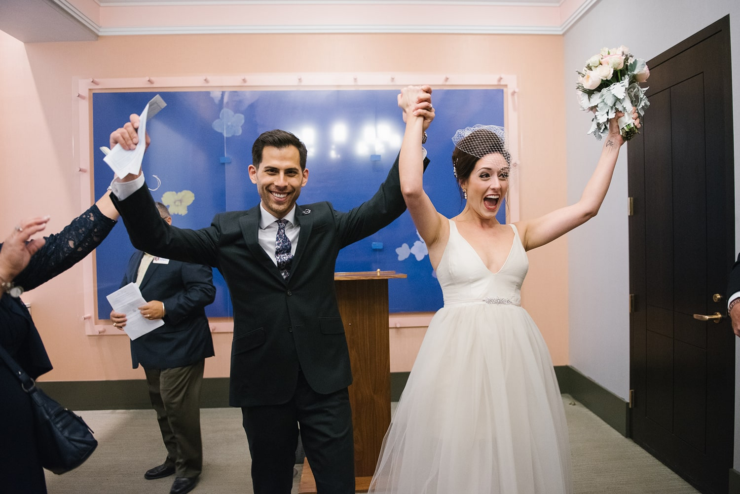Getting married at NYC City Hall: Manhattan or Brooklyn?