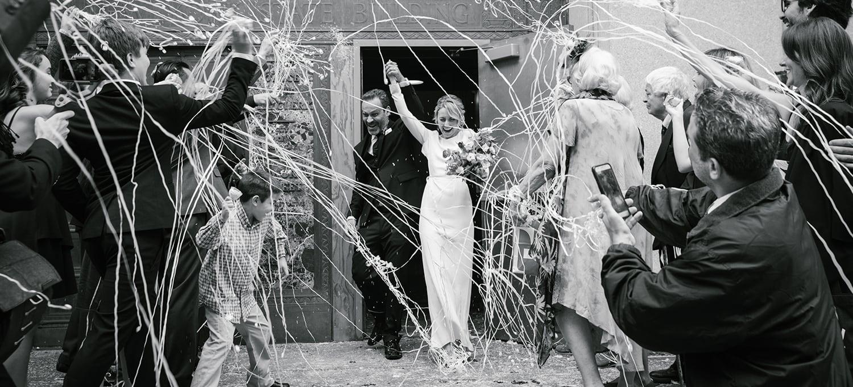 No-Mess, Eco-Friendly Wedding Send-Off Ideas