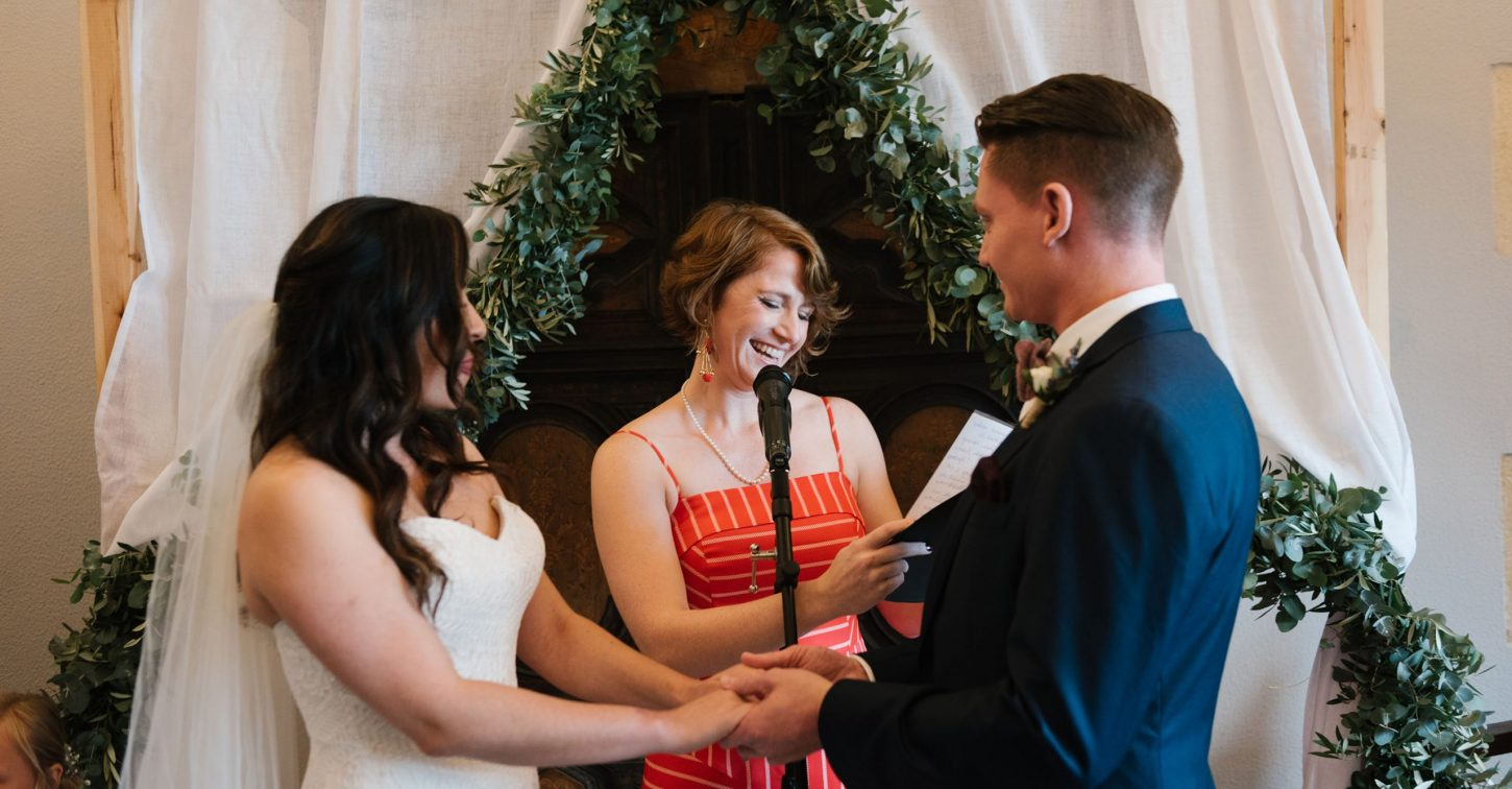How to become an officiant in NYC