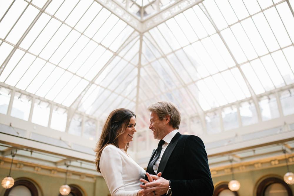 Wedding photography in New York - Beekman hotel wedding in NYC