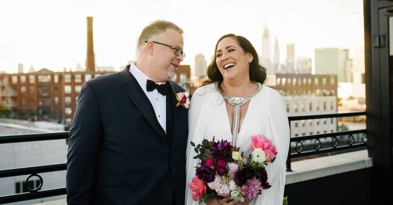 Box House Hotel wedding in NYC
