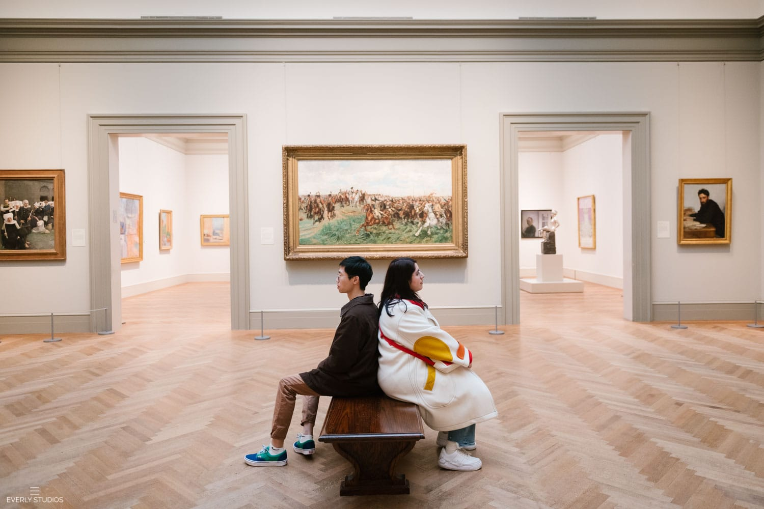 Met Museum Engagement Photos at the Metropolitan Museum of Art in NYC