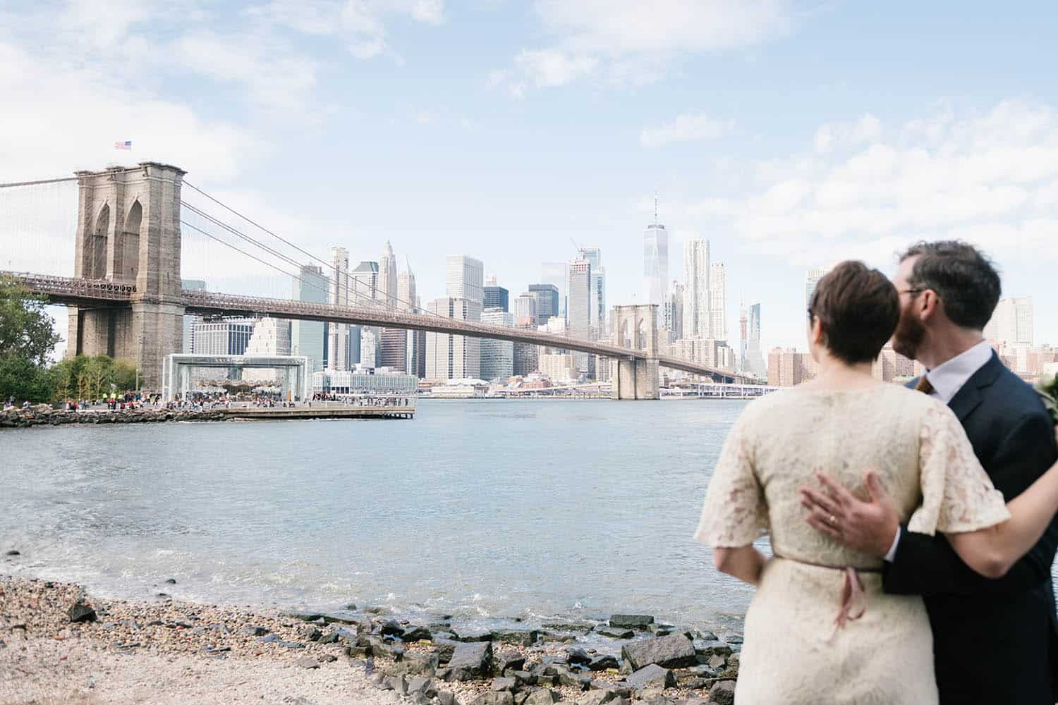 Brooklyn Bridge Park: one of the best places in New York to propose