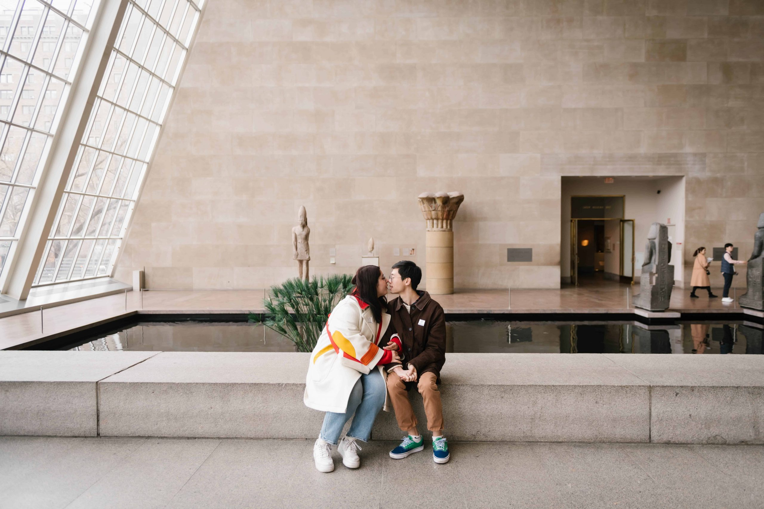 The Met: one of the best places in New York to propose