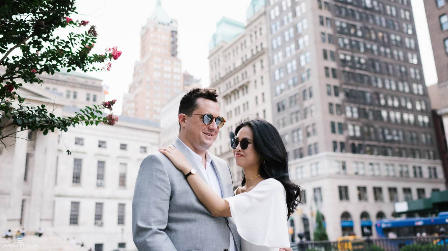 Getting married at Brooklyn City Hall: A Brooklyn City Hall wedding
