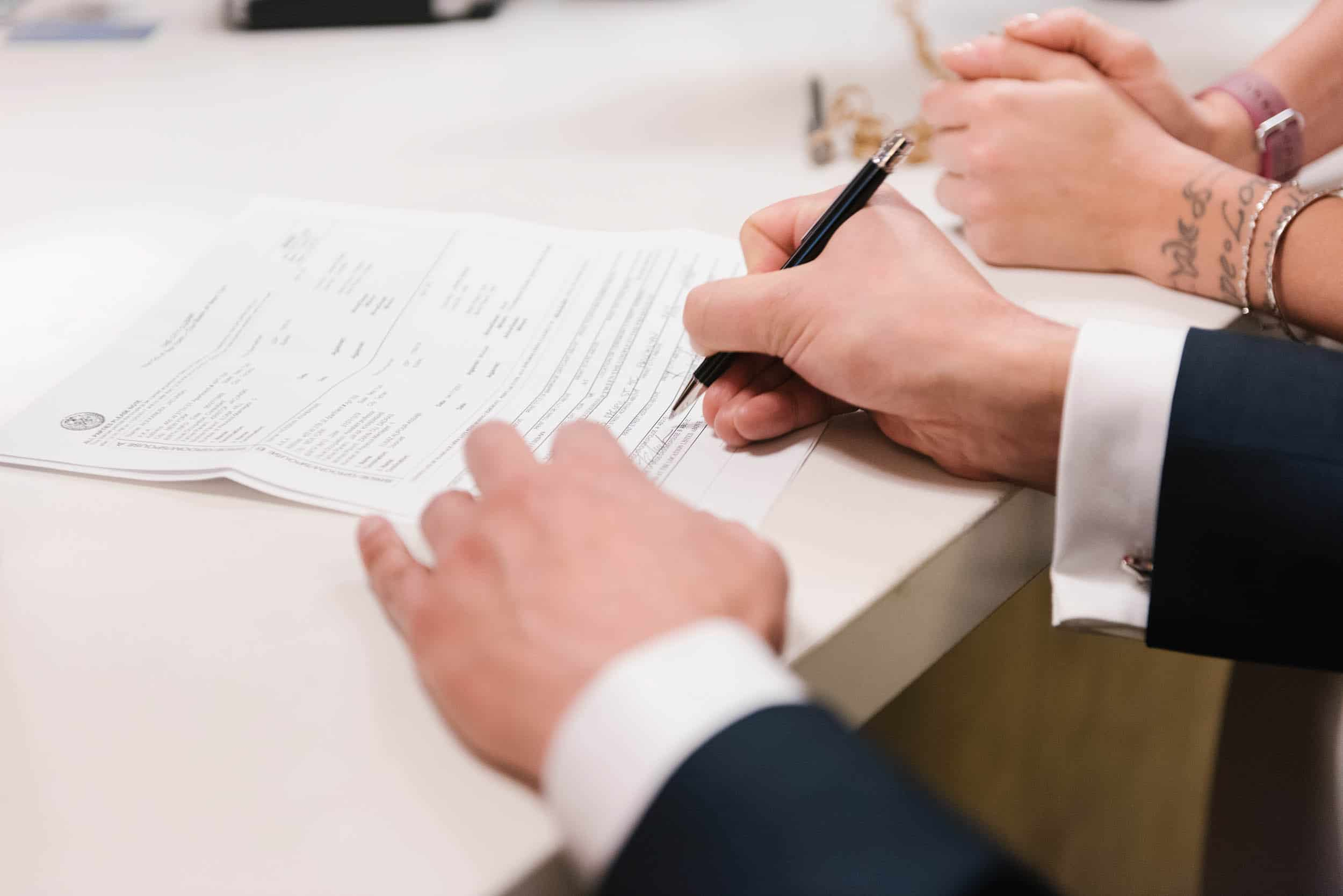 how to get an extended marriage certificate in NYC - getting married in NYC for foreigners