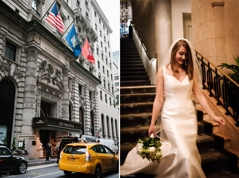 Ladies Pavilion Central Park wedding