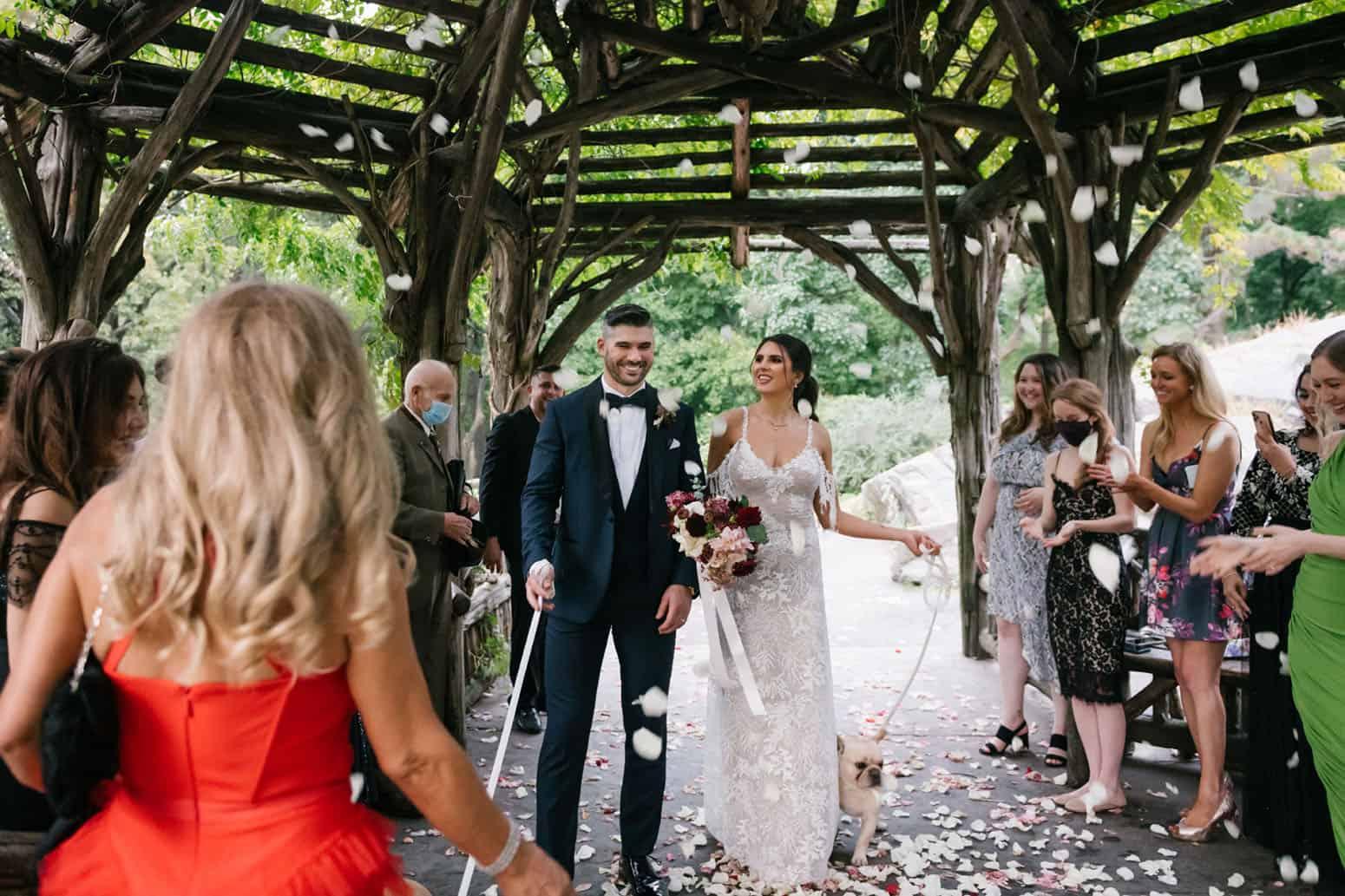 Dene Summerhouse wedding, a treehouse for dreaming wedding