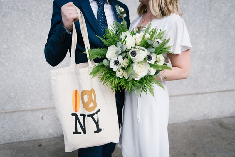 I love New York bag