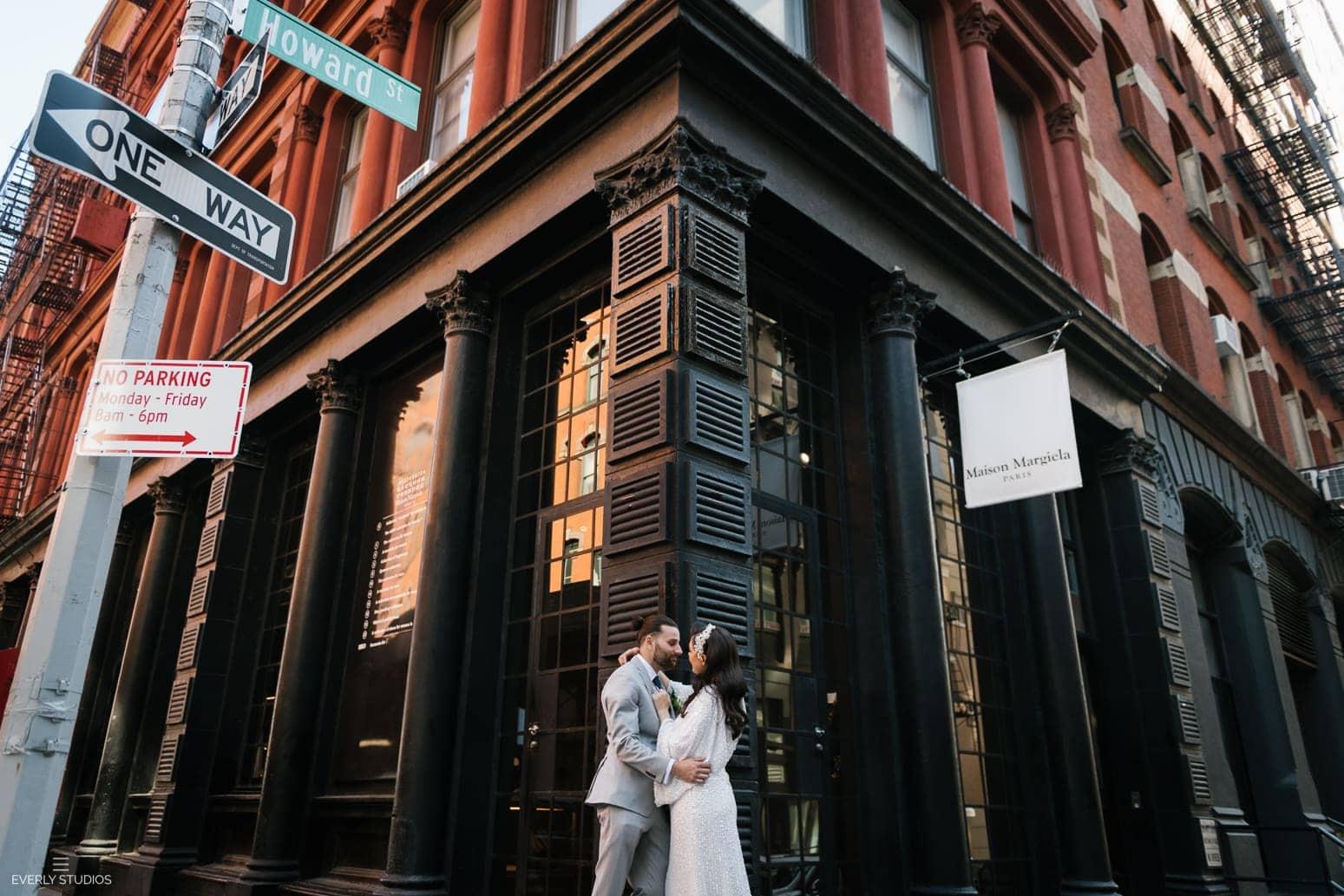 Soho wedding NYC