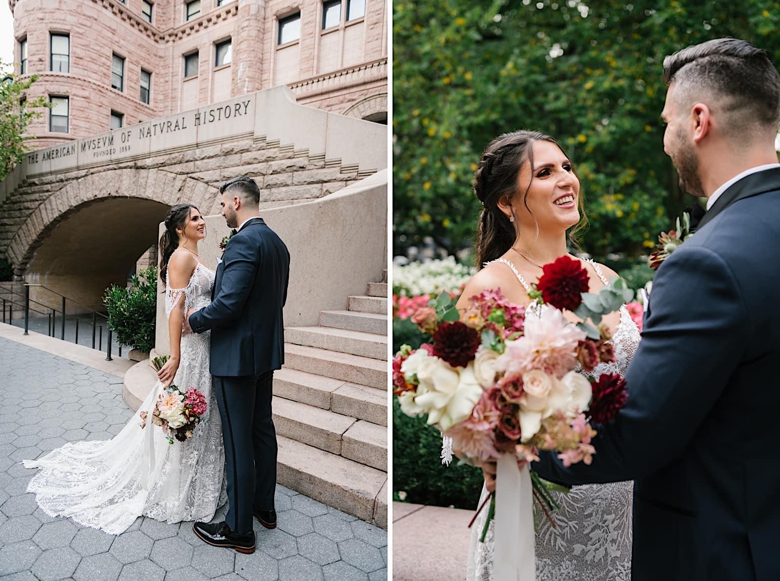 A Treehouse for Dreaming wedding in Central Park NYC (aka Dene Summerhouse wedding)