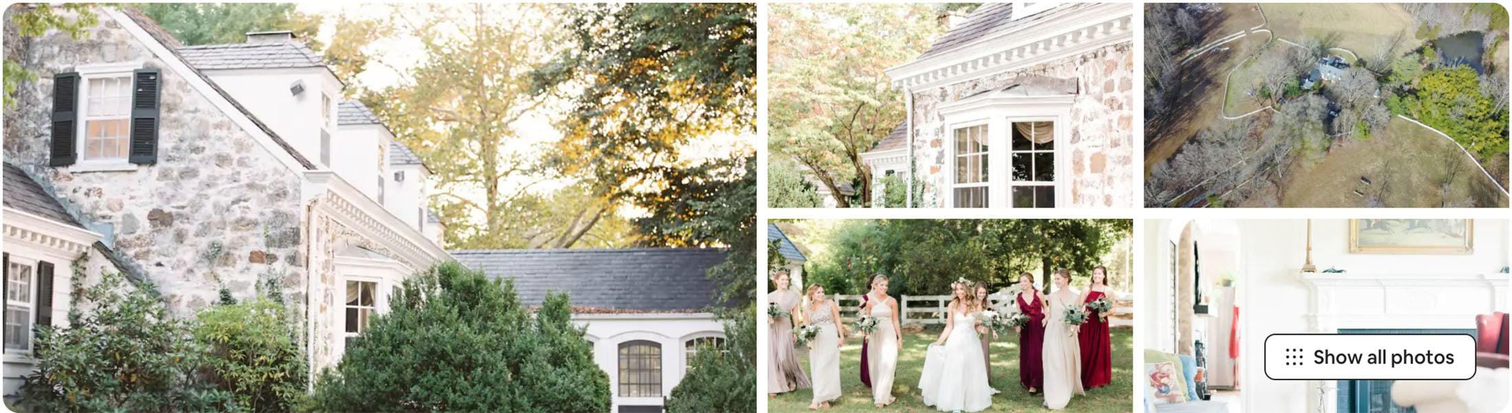 Roslyn Farm, a Virginia Airbnb wedding venue