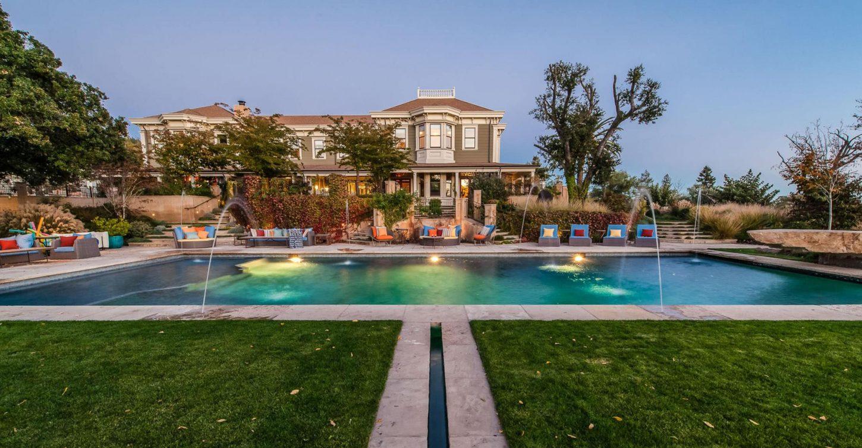 best airbnb wedding venues in california