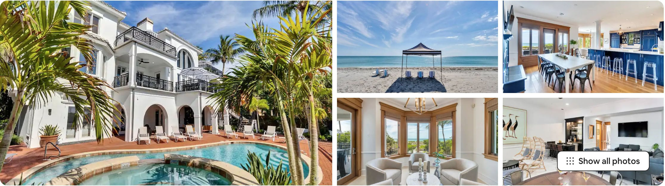 Captiva Island airbnb