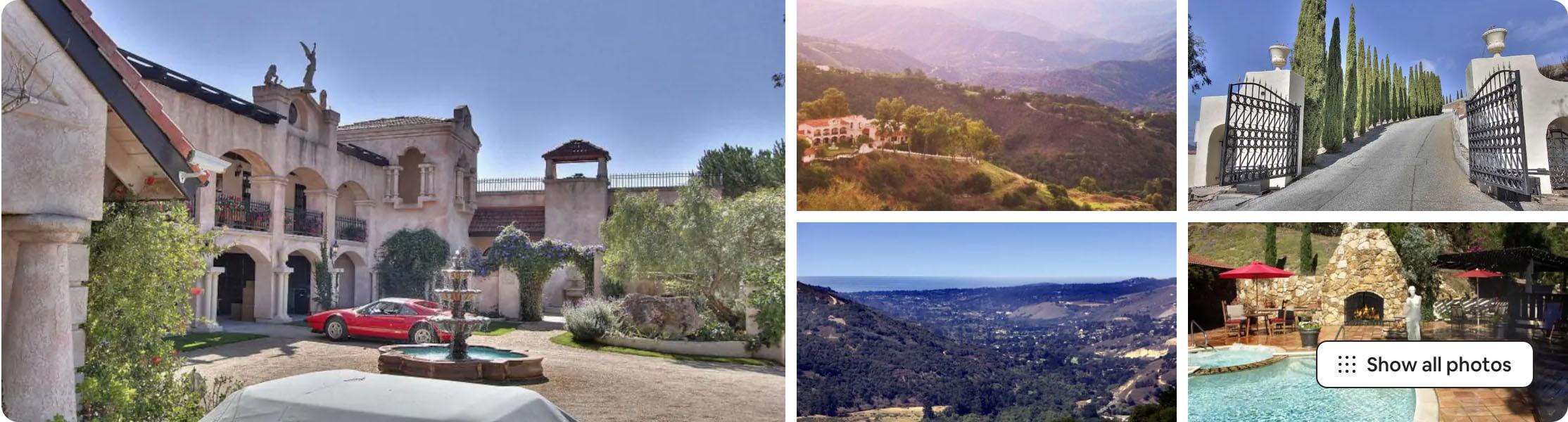 carmel valley airbnb
