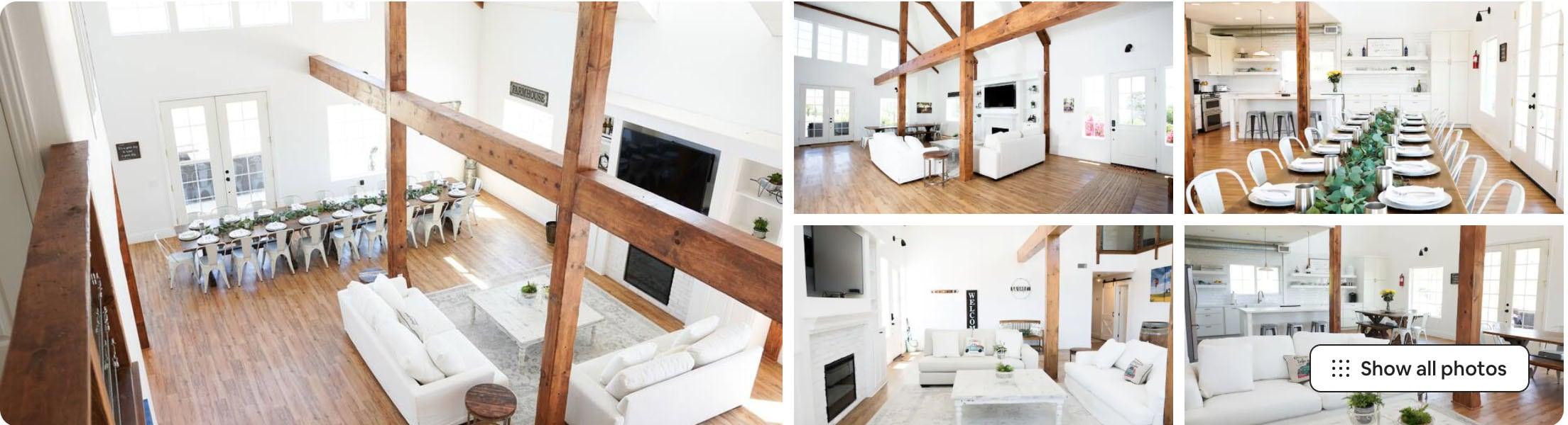 Temecula Airbnb wedding venue in southern california