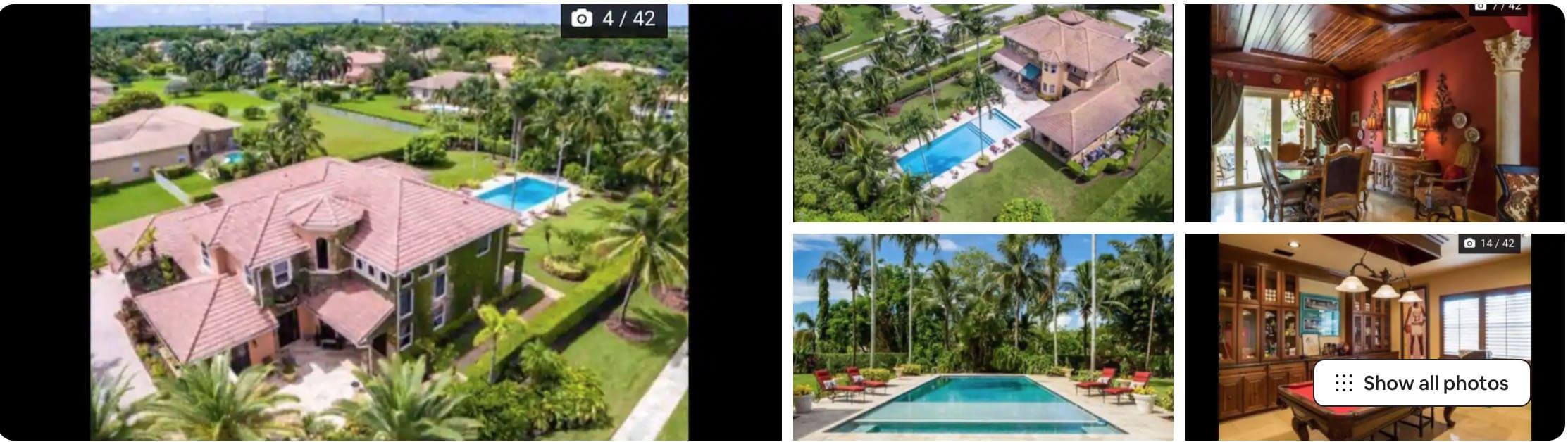 airbnb wedding venues in florida - Weston, FL Airbnb